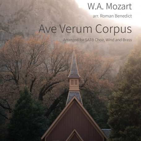 Ave Verum Cover