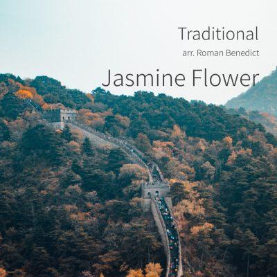 Traditional: Jasmine Flower
