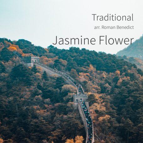 Jasmine Flower Cover
